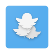 App Icon: Following: game for Twitter