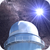 App Icon: Mobile Observatory -Astronomie