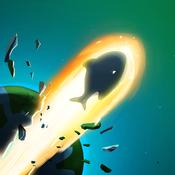 App Icon: Astro Shark HD