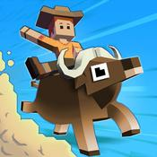 App Icon: Rodeo Stampede - Sky Zoo Safari 1.0.0