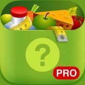 App Icon: Ernährungs-Quiz PRO: 600+ Mythen, Fakten & Tipps für einen gesunden Lebensstil 1.2.1