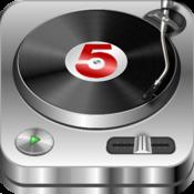 App Icon: DJ Studio 5 - Free music mixer
