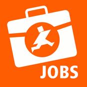 App Icon: Jobware: Jobs, Jobbörse, Stellenmarkt, Job finden 2.2