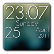 App Icon: Super Clock Wallpaper Free