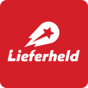 App Icon: LIEFERHELD - PIZZA PASTA SUSHI