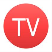 App Icon: TV Programm Zeitung App ON AIR - Fernsehprogramm und Fernsehzeitung für Spielfilm, Serien und Movie 6.1.1