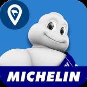 App Icon: ViaMichelin: Route GPS Verkehr