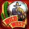 Wild West Pinball - Maschine für böse oregon Cowboys mit Flossen und Revolver bewaffnet!