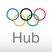 App Icon: Olympic Athletes' Hub 2016