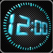App Icon: Nachtuhr