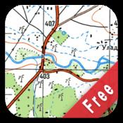 App Icon: Soviet Military Maps Free