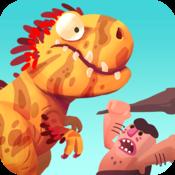 App Icon: Dino Bash