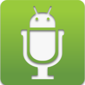 App Icon: Dictadroid Voice Recorder