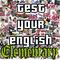 Test Your English I.