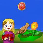 App Icon: Audio Bücher:Kinder-Lieblings-Märchen in Englisch 5 3.0