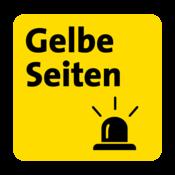 App Icon: Gelbe Seiten Notfall-App