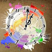 App Icon: Art Clock