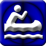 App Icon: Kayaking GPS