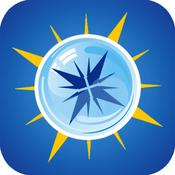 App Icon: Mineralwasserkompass - Welches Mineralwasser ist für mich das Beste? 1.4