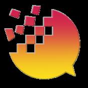 App Icon: Cyber Dust