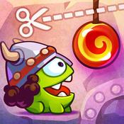 App Icon: Cut the Rope: Time Travel HD 1.5.0