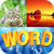 App Icon: 4 Pics 1 Word - Guess Words
