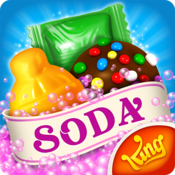 App Icon: Candy Crush Soda Saga