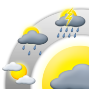 App Icon: Circle Wetter