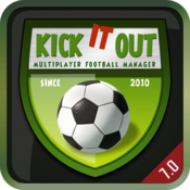 App Icon: Kick it out! Fußball Manager