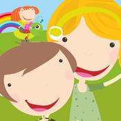 App Icon: Heyduda! Mein Kindergarten - Ein Kinderbuch zum Lernen und Spielen 1.0.0