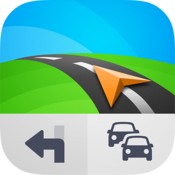 App Icon: GPS Navigation Sygic