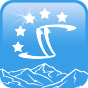 App Icon: Ski the World