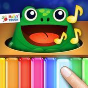 App Icon: Das Tierstimmen Piano für Kinder (von Happy Touch Musik Apps für Kinder) 1.1
