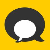 App Icon: SIMSme – der sichere Messenger