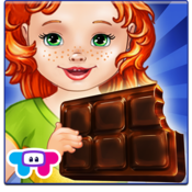 App Icon: Chocolate Maker Crazy Chef