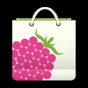 App Icon: ShopBerry Einkaufsliste