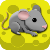 App Icon: Rodent Rush - Puzzle Challenge