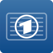 App Icon: ARD Text (Teletext)
