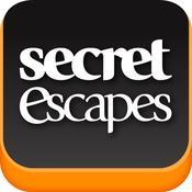 App Icon: Secret Escapes -  Exklusive Preise auf ausgewählte Hotels und Traumreisen 3.9.1