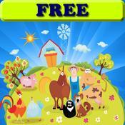App Icon: Malbuch: die Farm! KOSTENLOS - Malvorlagen - Spiele für Kinder - app für Kinder - Ausmalbilder 1.0.3