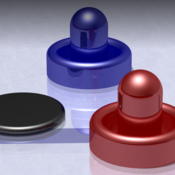 App Icon: Air Hockey Speed