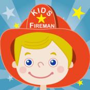 App Icon: Kids Fireman