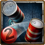 App Icon: Can Knockdown 2
