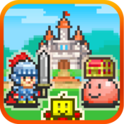 App Icon: Dungeon Village