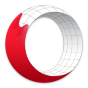 App Icon: Browser Opera für Android Beta