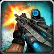 App Icon: Zombie Frontier