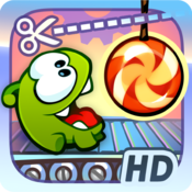 App Icon: Cut the Rope HD
