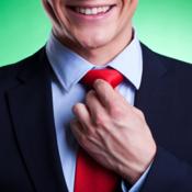 App Icon: Wie zu binden eine Krawatte