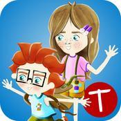 App Icon: Teppino – Die Hörspiel-App zum Spielteppich 1.1
