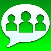 App Icon: SMS 2 Groups 1.4